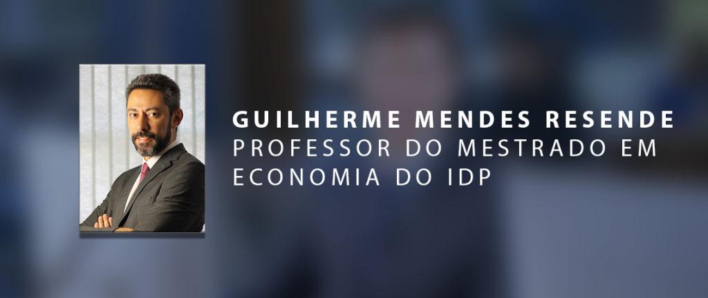 Parabéns ao Professor Guilherme Mendes Resende por sua publicação