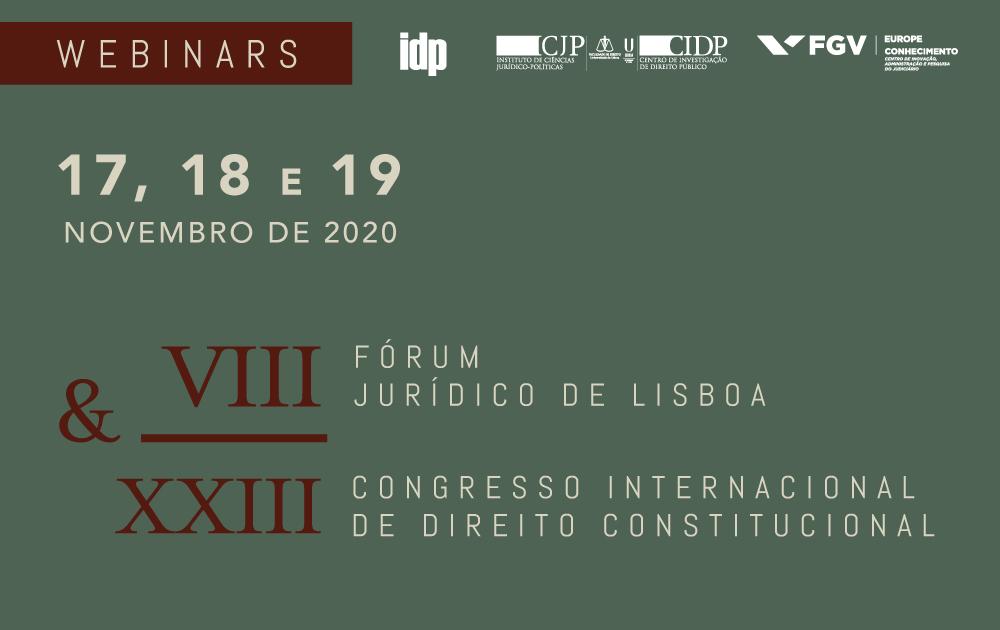 VIII Fórum Jurídico de Lisboa