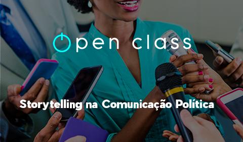 STORYTELLING NA COMUNICAÇÃO POLÍTICA